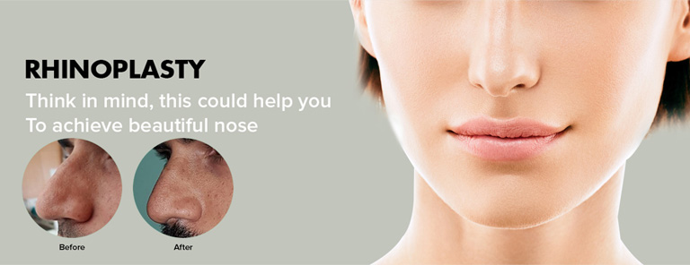 rhinoplasty surgery in India